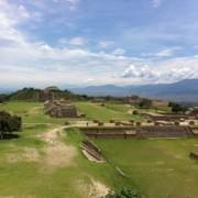 MOnte Alban, Oaxaca, mexico, tour