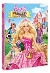 Barbie Princess charm school dvd movie