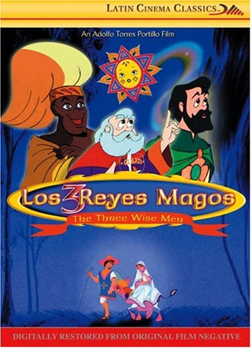 tres reyes magos película animada three wise men film spanish mexico