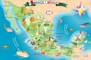 Mexico Learning Puzzle Ingenio
